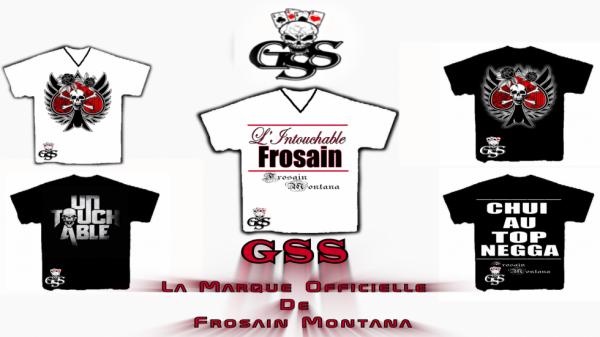 La Marque De FROSAIN MONTANA S'Appelera G.S.S
