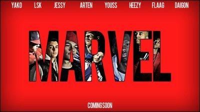 Marvel - Arten & Daïgon feat. J-Yous, Jack Flaag, Heezy, Yako, Jessy Owens & LSK (2012)