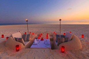 *a la plage