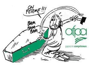 L'AFPA fermera-t-elle en 2013?