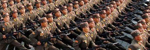 """Kim Jong-un aurait décrété la """"loi martiale"""" en Corée du Nord et demandé à son armée de se préparer à la guerre"""