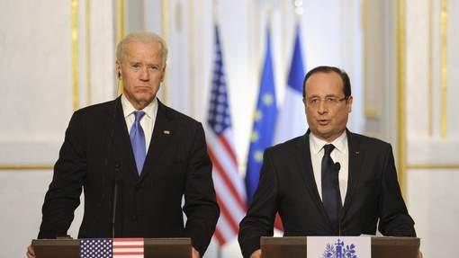 """Paris et Washington mettront la pression """"jusqu'au bout"""" sur l'Iran"""