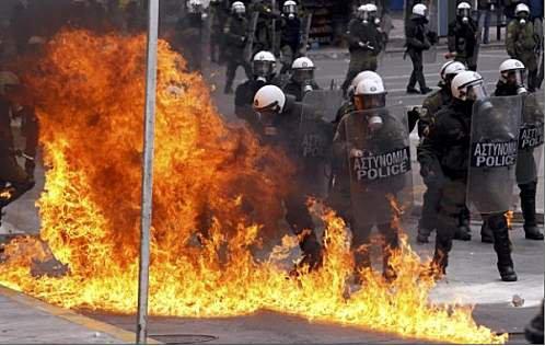 Blackwater en Grèce: supervision de la police et protection du gouvernement contre un éventuel coup d'état
