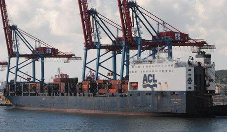 Une cargaison radioactive se trouvait à bord du navire qui a pris feu à Hambourg