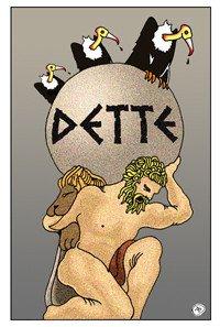 La dette grecque a augmenté de 29 milliards en un an !