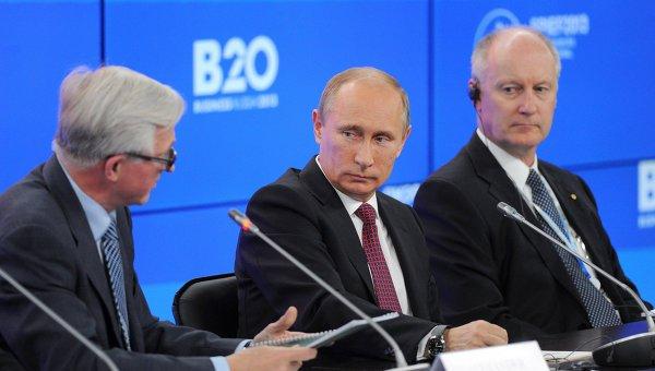 Quelque chose de gros se passe ! Economie mondiale: Poutine met en garde contre la sous-estimation des risques