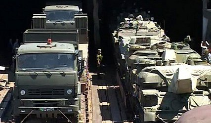 La Russie mène des exercices militaires les plus importants depuis l'effondrement de l'URSS