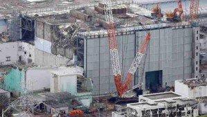 Fukushima: De la vapeur sort à nouveau du réacteur n°3