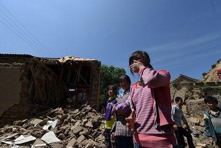 Chine/séisme : près de 520 000 maisons détruites
