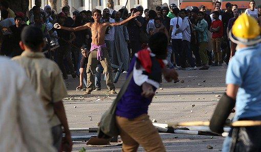 Egypte : 9 morts et 86 blessés dans des heurts