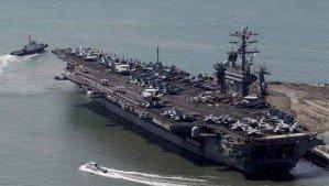 Les USA déploient leurs navires en vue de s'accaparer le gaz syrien aidés par les rebelles qu'ils forment