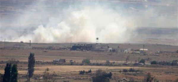 3 GUERRE MONDIAL EN COUR : Golan: Message d'Assad à Netanyahou. Reçu cinq sur cinq ?