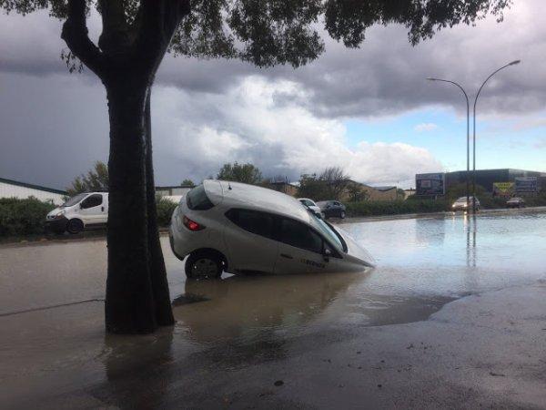 BIG ONE MONDIAL IMMINENT  ET FIN DE VIE SUR TERRE  ! ARRIVEE DE NIBIRU : Orages dans le Gard