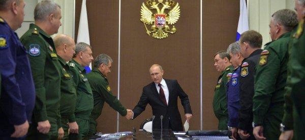 3 GUERRE MONDIAL 2017 EN COUR : Le discours de Poutine face aux agents du renseignement russe