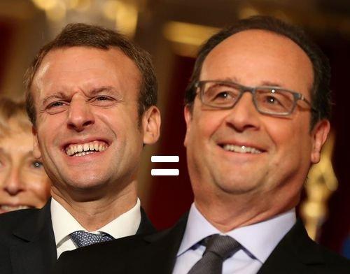 NOUVEL ORDRE MONDIAL SATANIQUE NAZI : Hollande : «Emmanuel, c'est moi»