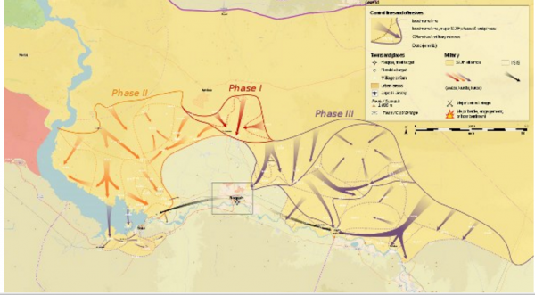 LE NOUVEL ORDRE MONDIAL SATANIQUE NAZI TREMBLE ! LE REVEIL DE LA FORCE EST EN MARCHE : Les États-Unis ont ouvert un nouveau front en Syrie par une opération aéroportée