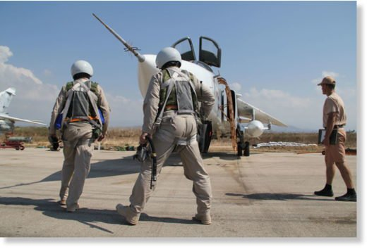 3 GUERRE MONDIAL 2017 EN MARCHE :  La Russie se réserve désormais le droit de réagir à des frappes US en Syrie
