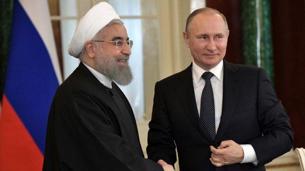 3 GUERRE MONDIAL 2017 EN MARCHE :La Russie et l'Iran «répondront par la force» si les Etats-Unis attaquent de nouveau la Syrie