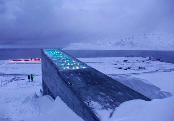 BIG ONE MONDIAL IMMINENT ET FIN DE VIE SUR TERRE ! ARRIVEE DE NIBIRU :Une nouvelle « arche » de Noé des temps modernes va voir le jour près du Pôle Nord