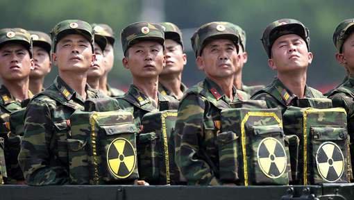 """3 GUERRE MONDIAL 2017 EN MARCHE :Un site d'essais nucléaires """"prêt"""" à servir en Corée du Nord"""