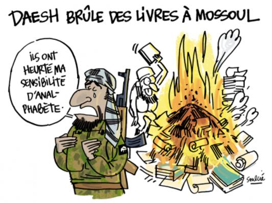 NOUVEL ORDRE MONDIAL SATANIQUE NAZI : ORDO AB CHAOS :Montée de l'ignorance en France : 10 millions d'illettrés et d'analphabètes