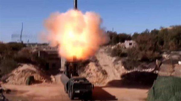 3 GUERRE MONDIAL 2017 EN MARCHE : Syrie : le système de missiles côtier prêt à tirer en direction des navires US