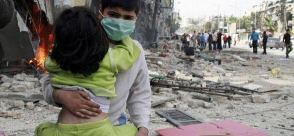 NOUVEL ORDRE MONDIAL SATANIQUE NAZI :Les zones de conflits, des « laboratoires » pour les armes de l'Occident