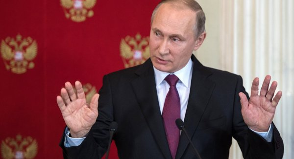 3 GUERRE MONDIAL 2017 EN MARCHE :«Le bien triomphe du mal»: c'est exactement ça, mon boulot! explique Poutine
