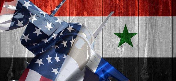 3 GUERRE MONDIAL 2017 EN MARCHE :Le Pentagone menace d'abattre l'aviation russe en Syrie