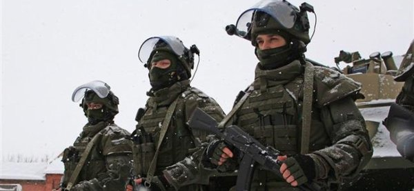 3 GUERRE MONDIAL 2017 EN MARCHE :La Russie prête à déployer des troupes au sol