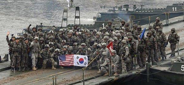 3 GUERRE MONDIAL 2017 EN MARCHE :Les USA évacueront leurs citoyens de la Corée du Sud