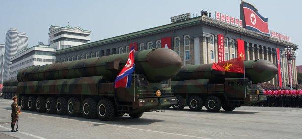 3 GUERRE MONDIAL 2017 EN MARCHE :La Chine qualifie la situation en péninsule de Corée de « critique »