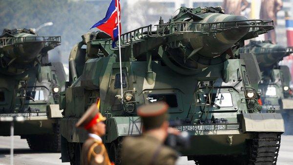 3 GUERRE MONDIAL 2017 EN MARCHE :Pyongyang fustige Israël pour posséder des armes nucléaires «sous la protection des Etats-Unis»