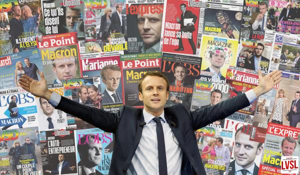 FIN DE LA FRANCE EN MARCHE : ELECTION : La France est prête à entrer dans la tombe qui a déjà été creusée pour elle.