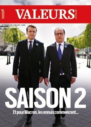 FIN DE LA FRANCE EN MARCHE : SUITE : image du jour