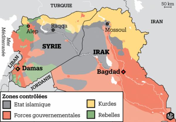 3 GUERRE MONDIAL 2017 EN MARCHE :Syrie : les USA veulent armer les Kurdes, la Turquie se fâche