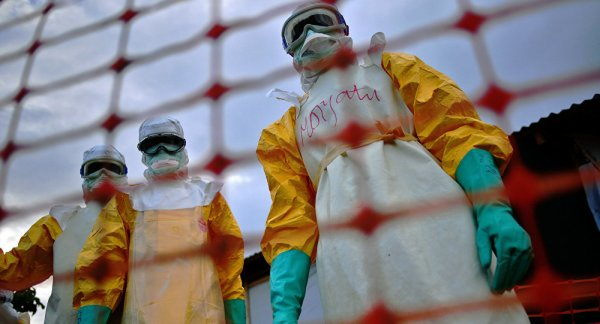 FIN DE VIE SUR TERRE ORGANISEE :Ebola, le retour