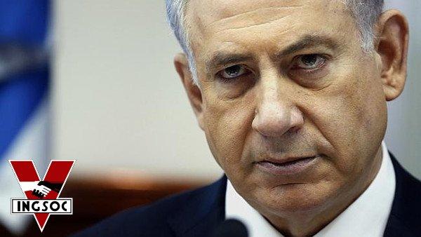"""NOUVEL ORDRE MONDIAL SATANIQUE NAZI :Après le coup d'état """"Macron"""", la dictature Netanyahou..."""