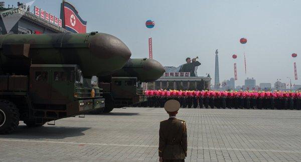 3 GUERRE MONDIAL 2017 EN MARCHE :La Corée du Nord achève son bouclier balistique nucléaire