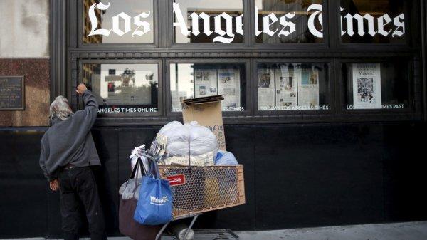 NOUVEL ORDRE MONDIAL SATANIQUE NAZI :ORDO AB CHAOS: Explosion du nombre de sans-abris dans le comté de Los Angeles