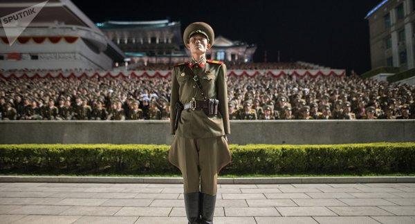 3 GUERRE MONDIAL 2017 EN MARCHE :La Corée du Nord demande le retrait des troupes dans sa région, auquel cas, la destruction sera nucléaire