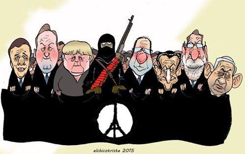 NOUVEL ORDRE MONDIAL SATANIQUE NAZI :Dans un ultimatum de 7 jours adressé à l'Elysée, Daesh menace la France d'un «bain de sang»
