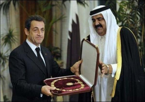 3 GUERRE MONDIAL 2017 EN MARCHE :L'Arabie saoudite, l'Egypte, les Emirats arabes unis et Bahreïn rompent avec le Qatar