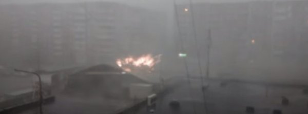 BIG ONE MONDIAL IMMINENT ET FIN DE VIE SUR TERRE ! ARRIVEE DE NIBIRU :L'orage mortel frappe la région russe de Sverdlovsk