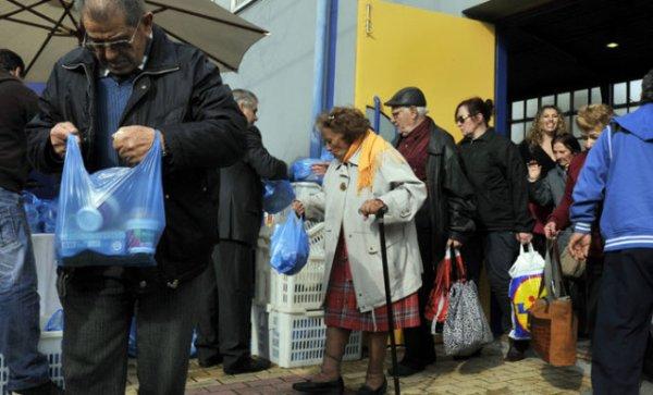 FIN DE LA FRANCE EN MARCHE : La Grèce est notre futur proche