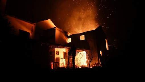 BIG ONE MONDIAL IMMINENT ET FIN DE VIE SUR TERRE ! ARRIVEE DE NIBIRU :Au moins 24 morts dans un feu de forêt au Portugal