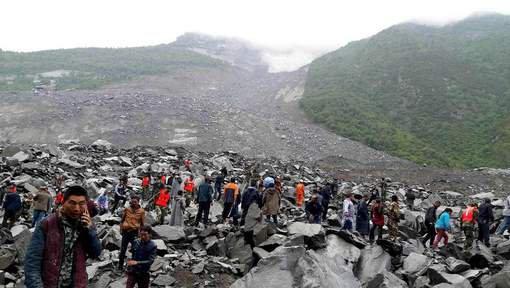 BIG ONE MONDIAL IMMINENT ET FIN DE VIE SUR TERRE ! ARRIVEE DE NIBIRU :Catastrophe en Chine: 141 disparus dans un glissement de terrain