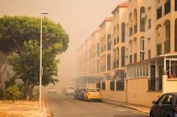 BIG ONE MONDIAL IMMINENT ET FIN DE VIE SUR TERRE ! ARRIVEE DE NIBIRU :Les flammes hors de contrôle en Espagne