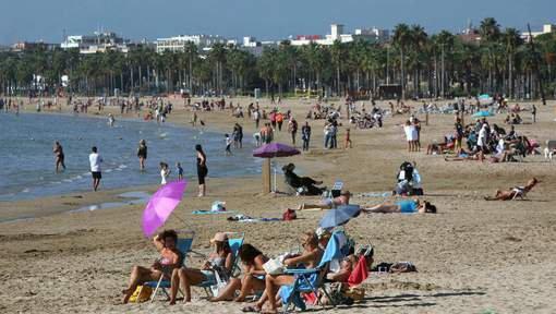 BIG ONE MONDIAL IMMINENT ET FIN DE VIE SUR TERRE ! ARRIVEE DE NIBIRU :La mer n'a jamais été si chaude en Espagne, et ce n'est pas une bonne nouvelle