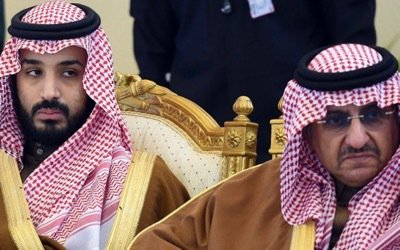 NOUVEL ORDRE MONDIAL SATANIQUE NAZI ET 3 GUERRE MONDIAL 2017 EN MARCHE: Arabie saoudite : l'ex-prince héritier assigné à résidence